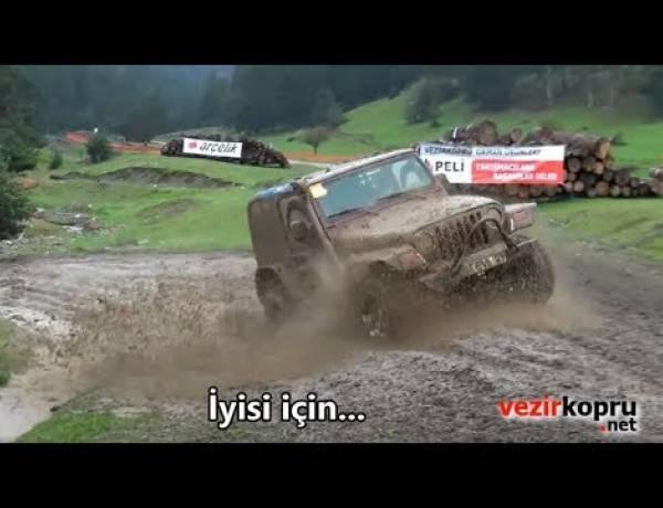 VEZİROFF Offroad Klibi - Fragman Versiyonu - 2018