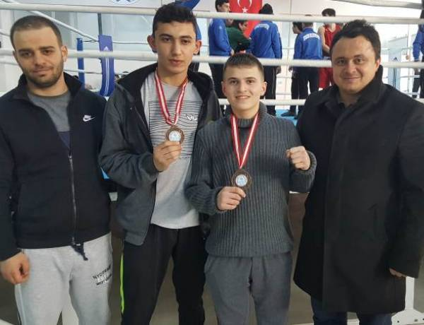 Vezirköprü GSK Sporcuları Madalya Üstüne Madalya Aldı