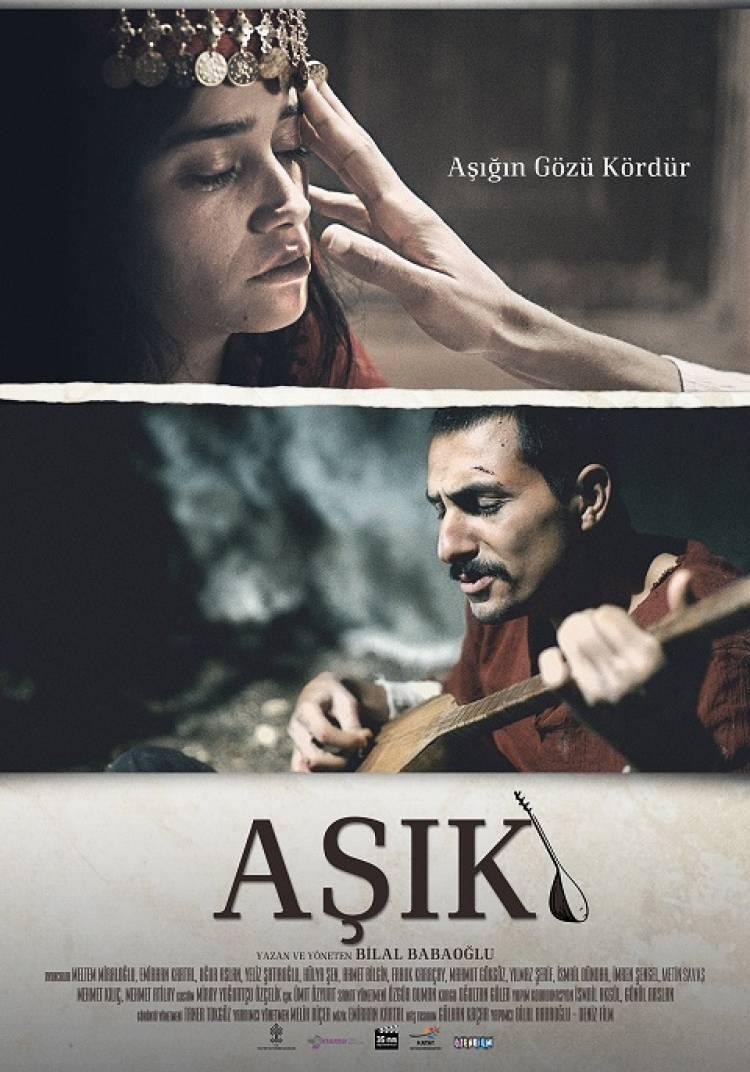 AŞIK Filmi Vezirköprü'de