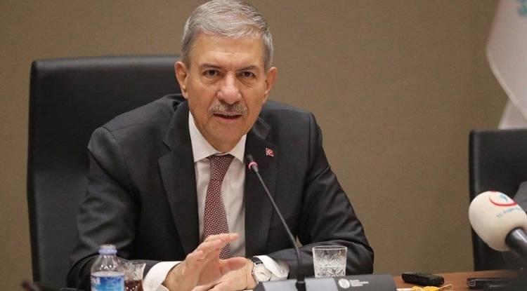 Sağlık Bakanı Demircan, Hastane 2018'de Bitecek Dedi